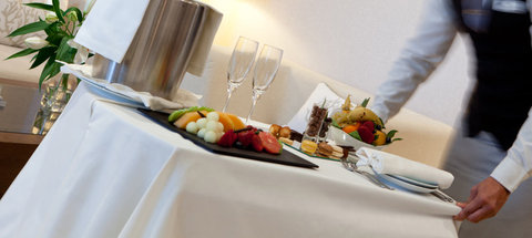 Great Barr Hotel - Room Service