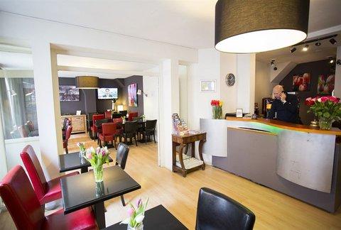 Quentin England Hotel - Reception