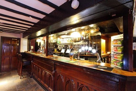 Great Barr Hotel - Bar