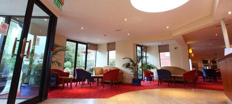 Great Barr Hotel - Lobby