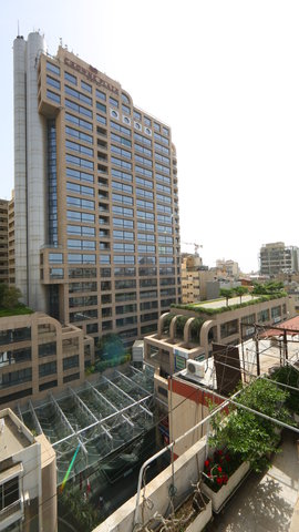 Crowne Plaza Beirut Hotel - Hotel Exterior