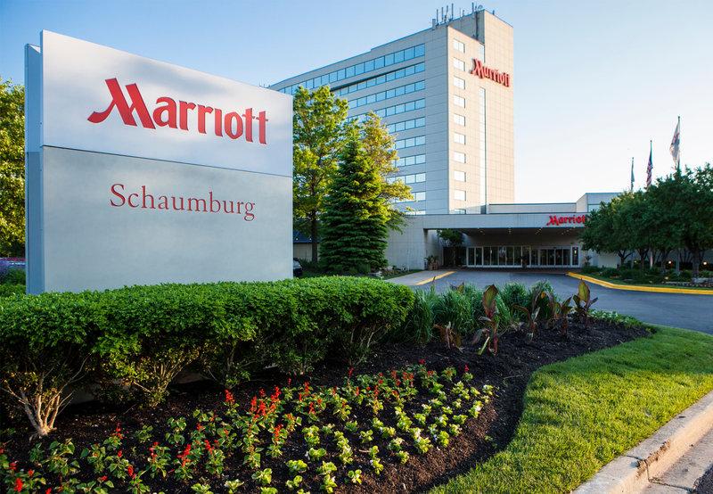 Marriott-Chicago Schaumburg - Schaumburg, IL