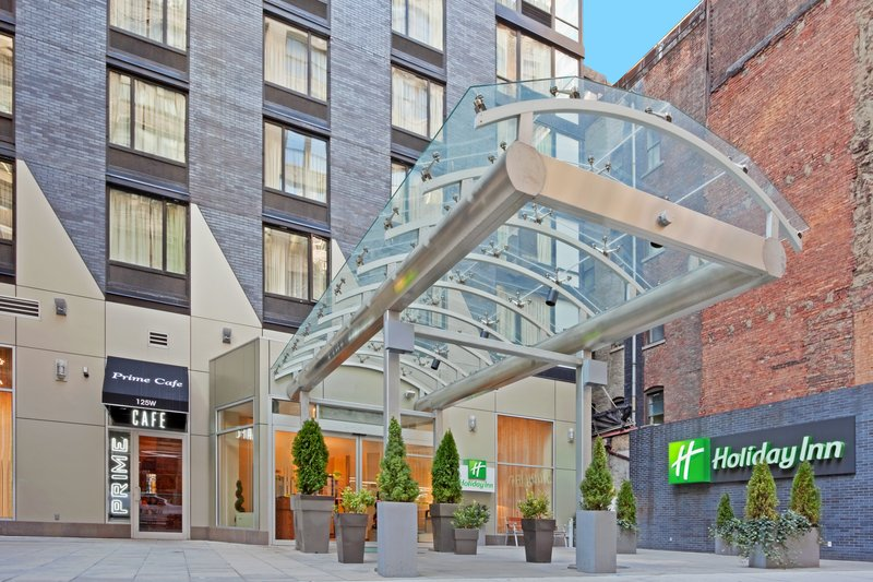 Holiday Inn-Manhattan 6th Ave - New York, NY