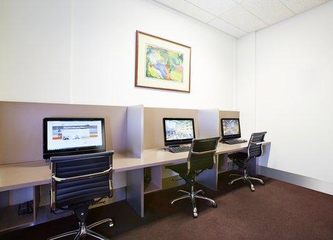 皇冠假日酒店 - Business Center