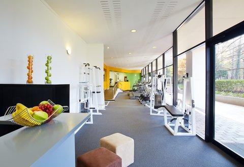 皇冠假日酒店 - Fitness Center