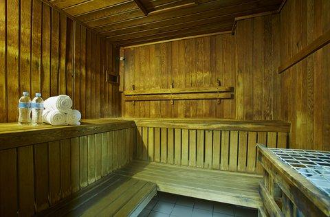 皇冠假日酒店 - Sauna
