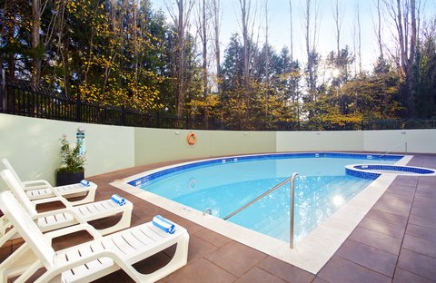 皇冠假日酒店 - Swimming Pool