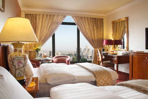 ريجنسي بالاس عمان - Deluxe twin Bedroom at Regency Palace Amman