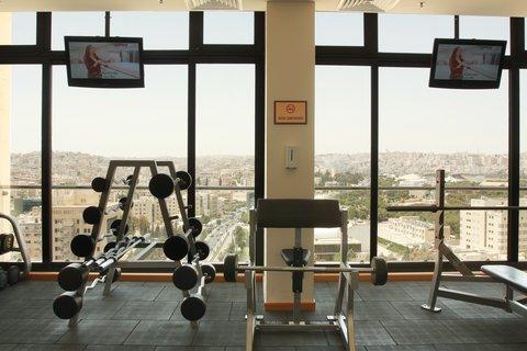 ريجنسي بالاس عمان - Health Club at Regency Palace Amman