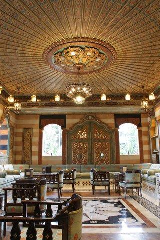 ريجنسي بالاس عمان - Oriental Shish Lounge at Regency Palace Amman
