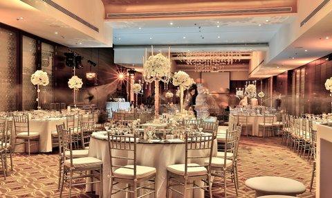 ريجنسي بالاس عمان - Petra Ballroom at Regency Palace Amman