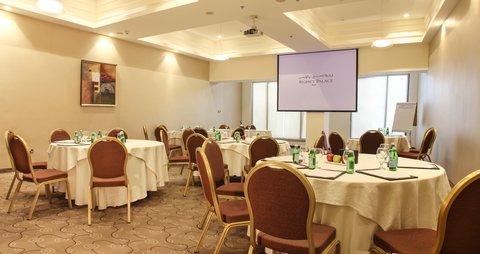 ريجنسي بالاس عمان - Rum Meeting Room at Regency Palace Amman