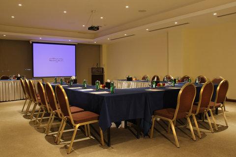 ريجنسي بالاس عمان - Moab Meeting Room at Regency Palace Amman