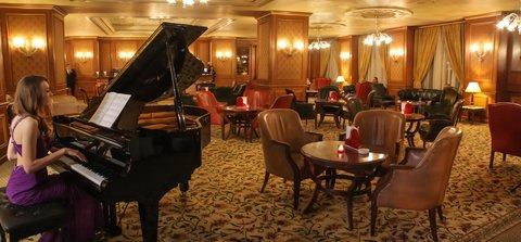 ريجنسي بالاس عمان - Le Piano Lounge at Regency Palace Amman