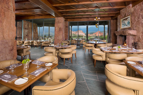 Garden of the Gods Club and Resort Colorado Springs - Club Dining Room