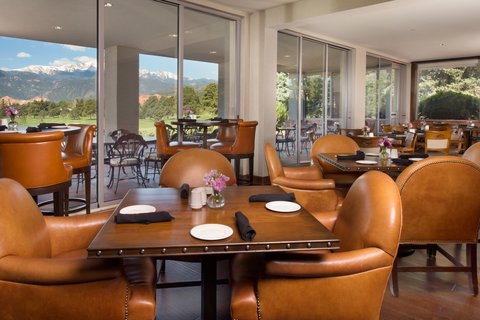 Garden of the Gods Club and Resort Colorado Springs - Kissing Camels Grille