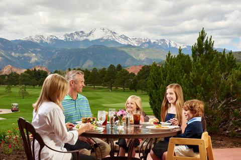 Garden of the Gods Club and Resort Colorado Springs - Outdoor Dining
