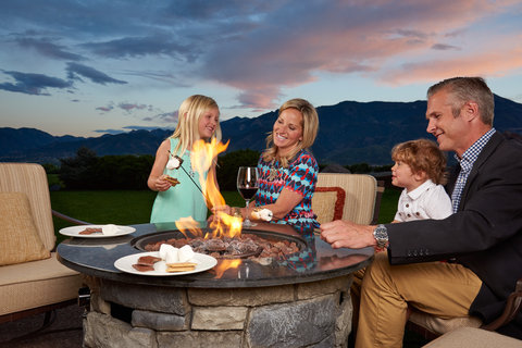 Garden of the Gods Club and Resort Colorado Springs - Fire Pit