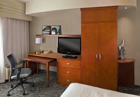 Courtyard Harrisburg Hershey - Guest Room Work Desk