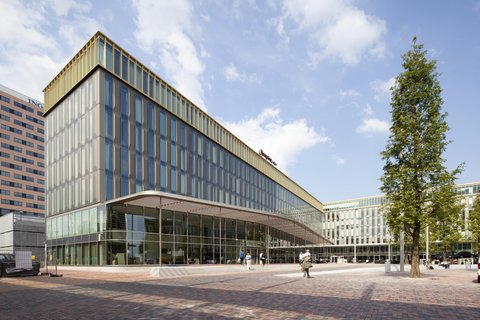 Hampton by Hilton Hotel Amsterdam / Arena Boulevard - Hotel Exterior