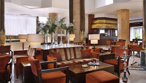 拉姆西斯希爾頓酒店 - Garden Court Caf