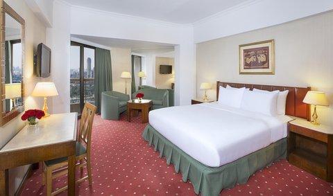 拉姆西斯希爾頓酒店 - Hilton Deluxe King Room