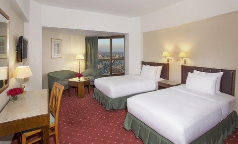 拉姆西斯希爾頓酒店 - Hilton Twin Guest Room