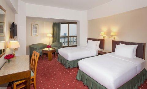 拉姆西斯希爾頓酒店 - Hilton Deluxe Twin Room