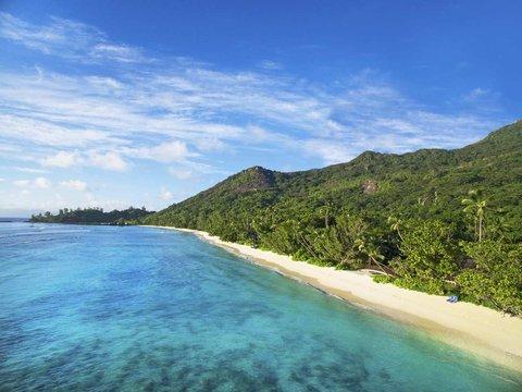 Hilton Seychelles Labriz Resort And Spa - Beach