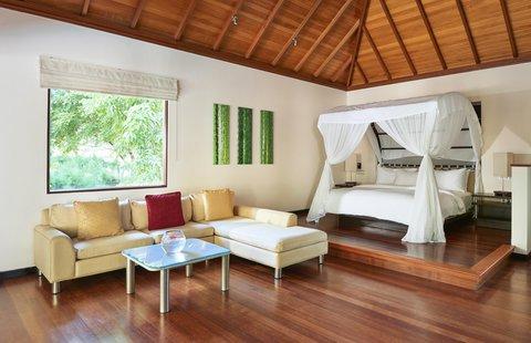 Hilton Seychelles Labriz Resort And Spa - Deluxe Hillside Pool Villa Interior