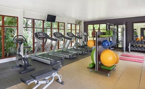 Hilton Seychelles Labriz Resort And Spa - Technogym