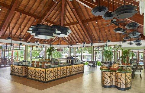 Hilton Seychelles Labriz Resort And Spa - Caf   Dauban