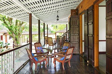 Hilton Seychelles Labriz Resort And Spa - Grann Kaz Restaurant
