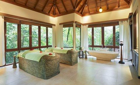 Hilton Seychelles Labriz Resort And Spa - Treatment rooms  Silhouette Spa