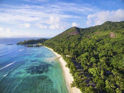 Hilton Seychelles Labriz Resort And Spa - Resort View