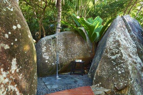 Hilton Seychelles Labriz Resort And Spa - Outdoor Shower