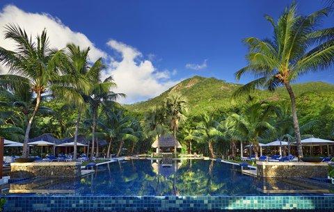 Hilton Seychelles Labriz Resort And Spa - Swimming Pool
