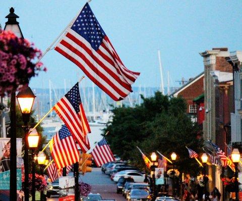 SpringHill Suites Annapolis - Annapolis At Dusk