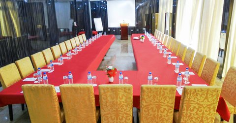 Swiss International Mabisel - Eventives Meeting Room