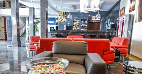 Swiss International Mabisel - Hotel Lobby