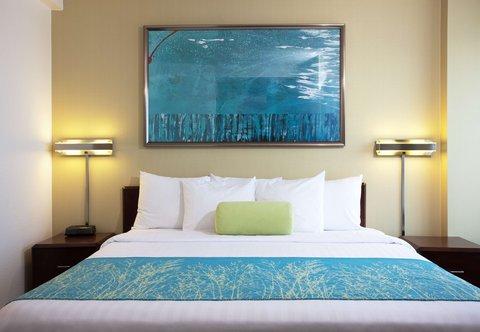SpringHill Suites Los Angeles LAX/Manhattan Beach - King Suite