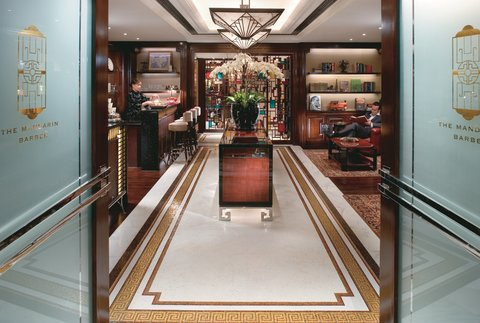 Mandarin Oriental Hong Kong - The Mandarin Barber