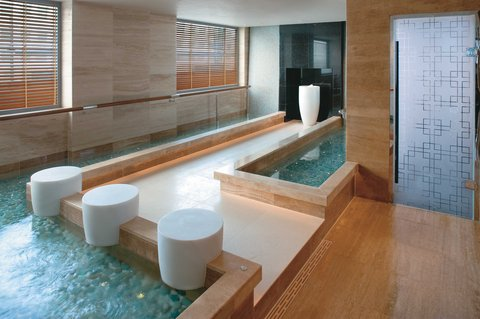 Mandarin Oriental Hong Kong - The Mandarin Spa