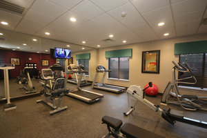 Fitness/ Exercise Room - Holiday Inn Express Hotel & Suites North Charlotte