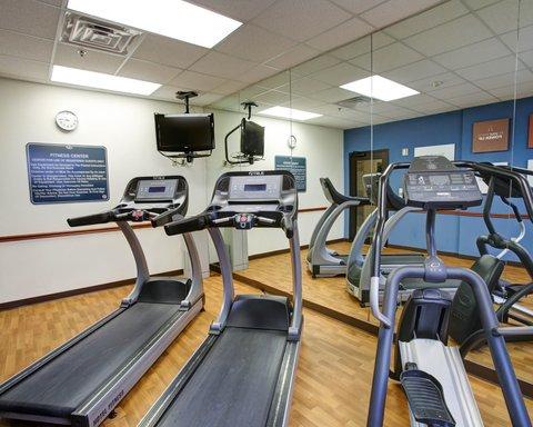 Comfort Suites Waco - FitnessCenter