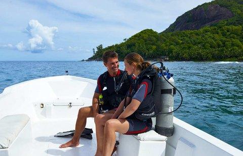Hilton Seychelles Labriz Resort And Spa - Diving Seychelles