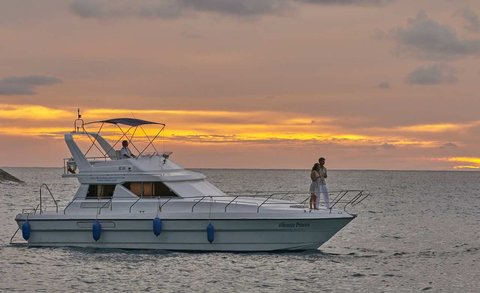 Hilton Seychelles Labriz Resort And Spa - Sunset cruise Seychelles