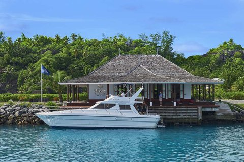 Hilton Seychelles Labriz Resort And Spa - Jetty