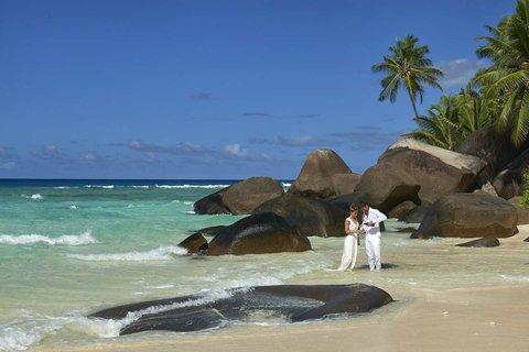 Hilton Seychelles Labriz Resort And Spa - Beach Wedding