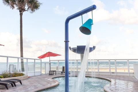 Holiday Inn Resort DAYTONA BEACH OCEANFRONT - Oceanfront Kid s Splash Park